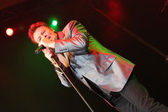 Paul Young - Here and Now 2010 Royalty Free Stock Images