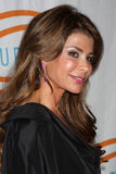 Paula Abdul arrives at the 12th Annual Lupus LA Orange Ball Royalty Free Stock Photo