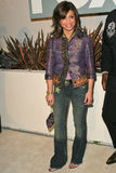 Paula Abdul stock photo