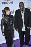 Paula Abdul, Randy Jackson Royalty Free Stock Image