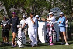 Paula creamer at the ANA inspiration golf tournament 2015 Stock Photos