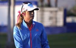 Paula creamer at the ANA inspiration golf tournament 2015 Royalty Free Stock Image