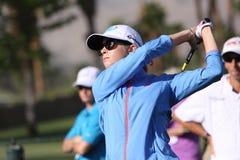 Paula creamer at the ANA inspiration golf tournament 2015 Stock Photography