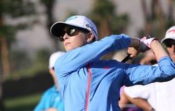 Paula Creamer  at the ANA inspiration golf tournament 2015 Royalty Free Stock Images
