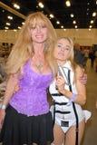 Paula LaBaredas Royalty Free Stock Image