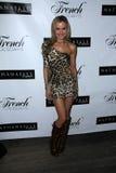Paula LaBaredas. At the Nathanaelle Fashion Show, Skybar, West Hollywood, CA. 03-15-11 Stock Image