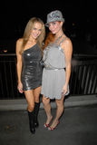 Paula LaBaredas,Phoebe Price Stock Photo