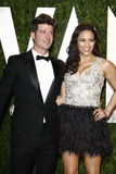 Paula Patton, Robin Thicke, Vanity Fair Stock Photography