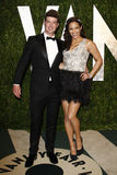 Paula Patton, Robin Thicke, Vanity Fair Stock Images