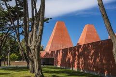 Paula Rego Museum, Cascais, Lisbon, Portugal stock photo