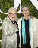 Paula Vogel and Anne Fausto-Sterling Stock Photo