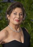 Paula Wagner Arrives at 2015 Tony Awards Stock Images