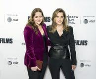 Paula Weinstein Arrives nachts Tribeca-Film-Festival-Premiere 2018 lizenzfreie stockbilder