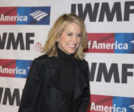 Paula Zahn. American journalist and television personality Paula Zahn arrives at the International Women's Media Foundation's 27th Annual Courage in Journalism Royalty Free Stock Photo