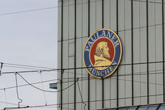Paulaner Royalty Free Stock Photography