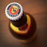 Paulaner beer Stock Photo
