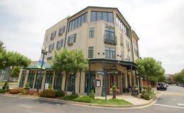 Paulette restauracja przy schronienia miasteczkiem w W centrum Memphis obrazy stock