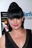 Pauley Perrette. At the Inaugural American Humane Association Hero Dog Awards, Beverly Hilton Hotel, Beverly Hills, CA 10-01-11 Stock Images
