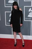 Pauley Perrette. At the 54th Annual Grammy Awards, Staples Center, Los Angeles, CA 02-12-12 Royalty Free Stock Images