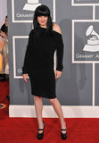 Pauley Perrette. At the 54th Annual Grammy Awards at the Staples Centre, Los Angeles. February 12, 2012  Los Angeles, CA Picture: Paul Smith / Featureflash Royalty Free Stock Photography