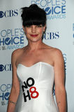 Pauley Perrette. At the 2011 People's Choice Awards - Press Room, Nokia Theatre, Los Angeles, CA. 01-05-11 Stock Photography