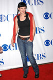 Pauley Perrette. NCIS star Pauley Perrette at the CBS Summer Press Tour Stars Party 2007 on the Wadsworth Theatre Great Lawn. July 20, 2007  Los Angeles, CA Royalty Free Stock Images