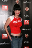 Pauley Perrette. At TV Guide Magazine's 2010 Hot List, Drai's, Hollywood, CA. 11-08-10 Royalty Free Stock Image