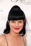 Pauley Perrette. At the Project Angel Food 17th Annual Angel Awards, Project Angel Food, Hollywood, CA 08-18-12 Royalty Free Stock Photos