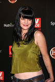 Pauley Perrette. Arriving at the TV Guide Hot List Party 2009 SLS Hotel Los Angeles,  CA November 10, 2009 Royalty Free Stock Photo