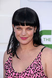 Pauley Perrette. At the CBS Showtime And CW Party TCA Summer Tour Party, Beverly Hilton, Beverly Hills, CA 07-29-12 Royalty Free Stock Photos