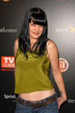 Pauley Perrette. At the TV GUIDE Magazine's Hot List Party, SLS Hotel, Los Angeles, CA. 11-10-09 Royalty Free Stock Image