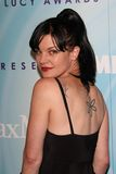 Pauley Perrette. At the Women In Film's 2011 Crystal + Lucy Awards, Beverly Hilton hotel, Beverly Hills, CA. 06-16-11 Stock Photos