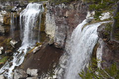 Paulina Creek Falls Royalty Free Stock Photo