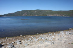 Paulina Lake Royalty Free Stock Photos
