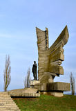 Paulis heroes monument Stock Photography