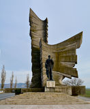 Paulis heroes monument Royalty Free Stock Photography