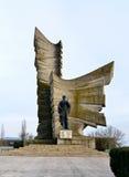 Paulis heroes monument Stock Photo