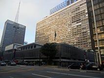 Paulista Allee Stockfoto