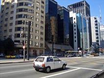 Paulista Avenue Royalty Free Stock Photos