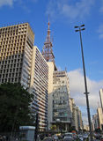 Paulista Avenue Royalty Free Stock Images