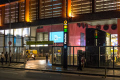 Paulista Station Royalty Free Stock Photos