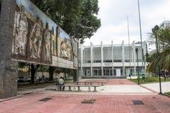 Paulo Eiro Theater Royalty Free Stock Photo
