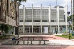 Paulo Eiro Theater Stock Photography