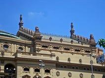 São Paulo Municipal Theater Royalty Free Stock Image