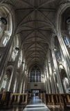 Pauls Kathedrale, am Herzen von Dunedin-Stadt Stockbild