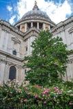 Pauls Kathedrale, London Stockfotos
