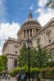 Pauls Kathedrale, London Lizenzfreie Stockfotografie