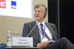 弗雷德里克Paulsen 免版税库存图片