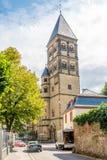 Paulus - kirche (church)in Trier Stock Photo