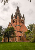 Pauluskirche Halle Stock Images